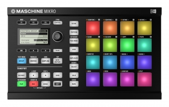 <span>Native Instruments</span> MASCHINE MIKRO MK2 BLACK