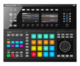 <span>Native Instruments</span> MASCHINE STUDIO