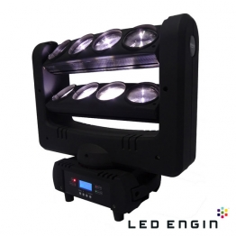 <span>Power Lighting</span> SPIDER LYRE LED WH