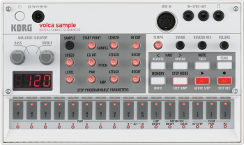<span>Korg</span> VOLCA SAMPLE